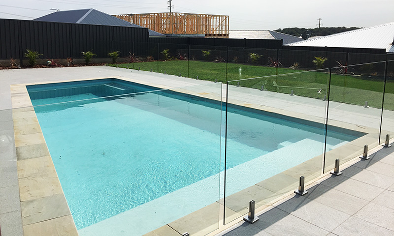 Frameless Glass Poolfence