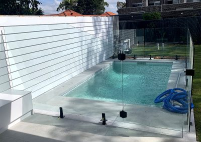 Glass Safety Barrier